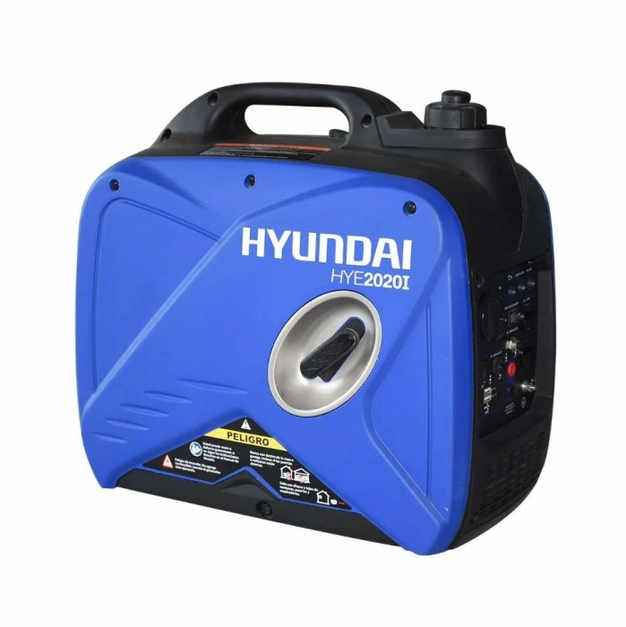 Generador Hyundai HYE2020I
