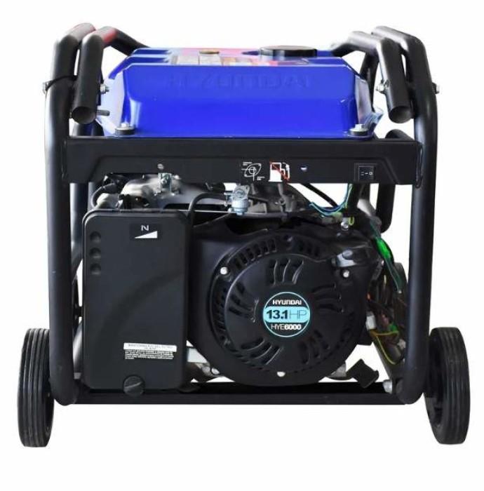 Generador Hyundai HYE6000