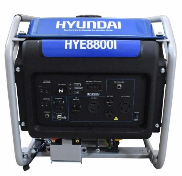 Generador Hyundai HYE8800I