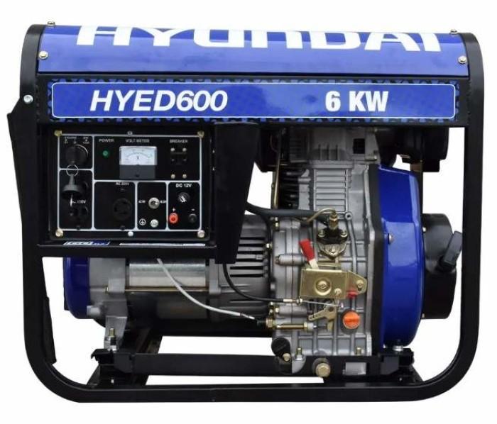 Generador Hyundai HYED600