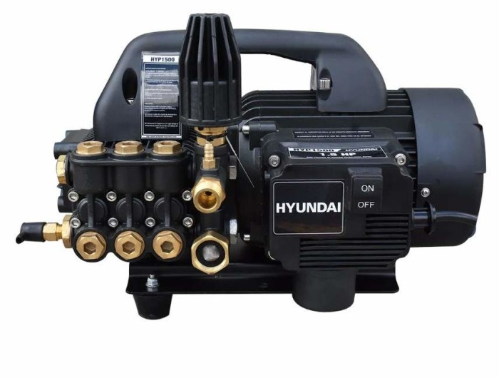 Hidrolavadora Hyundai HYP1500