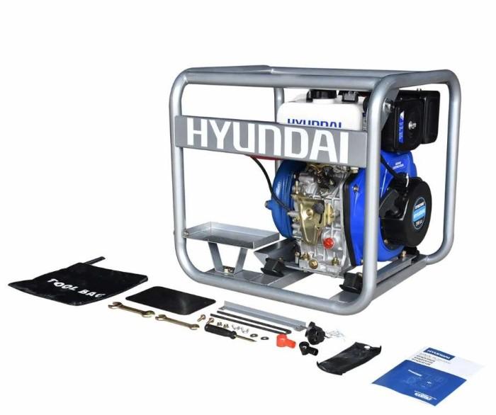Motobomba Hyundai HYWD2060E