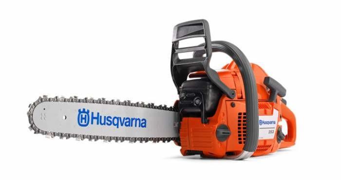 Motosierra Husqvarna 353-18E